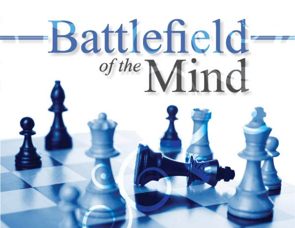 Battlefield of the Mind Verse, 2 Cor 10:4-5