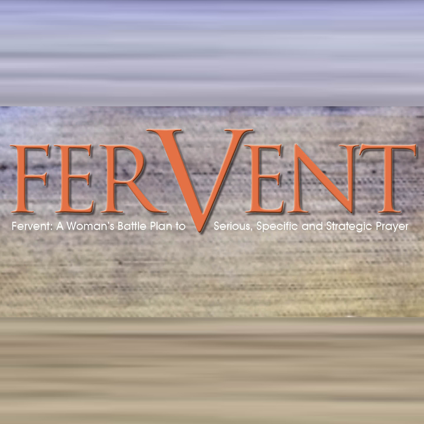 Fervent: A Womans Battle Plan to Serious, Specific, and Strategic Prayer