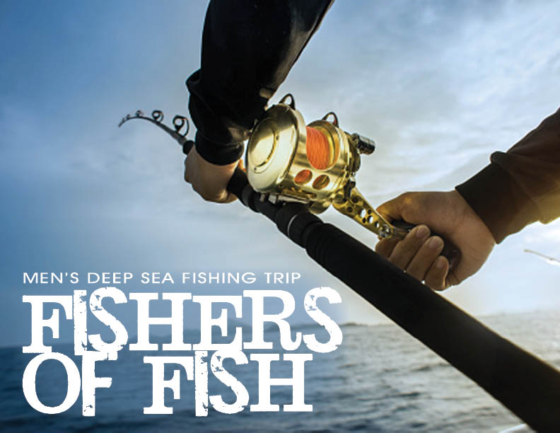 Fishers of fish there is still room for you men 39 s for Randys fishing trips