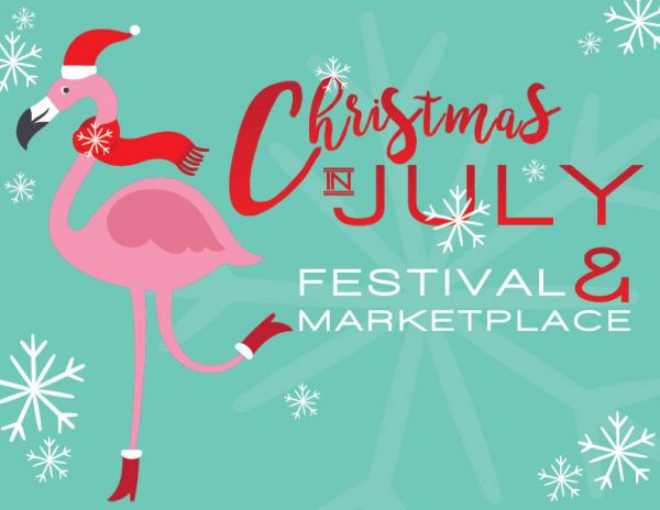 Christmas In July Festival & Marketplace - How you can help!