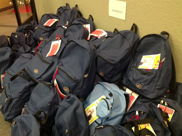 We are collecting Backpacks & School Supplies to deliver to Mexico on Sat, August 19