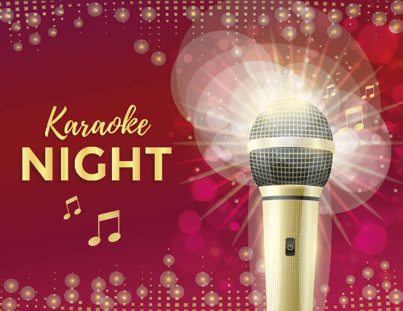 April 28 - Date Night Picnic Potluck and Karaoke Night - 6:00 PM