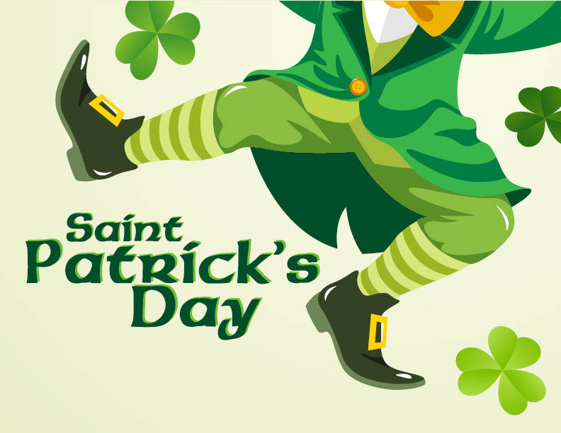 ST PATRICKS DAY FAMILY DANCE - MARCH 17
